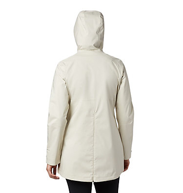 Women's Rainy Creek™ Waterproof Jacket Rainy Creek™ Trench | 466 | L, Stone, back