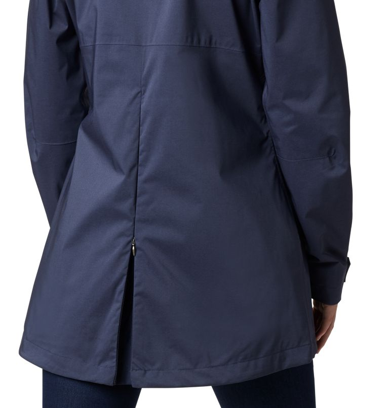 Rainy Creek™ Trench | 466 | S Trench Rainy Creek™ da donna, Nocturnal Heather, a3