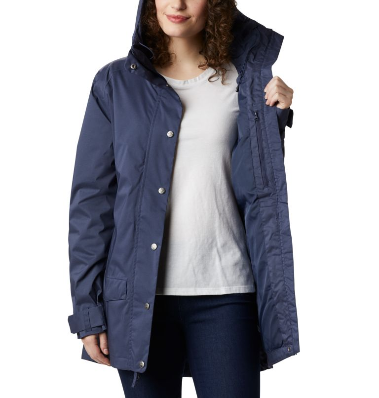 Rainy Creek™ Trench | 466 | S Trench Rainy Creek™ da donna, Nocturnal Heather, a4