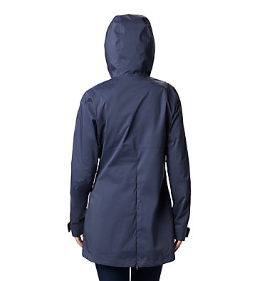 Veste imperméable Rainy Creek™ Femme Rainy Creek™ Trench | 466 | L, Nocturnal Heather, back