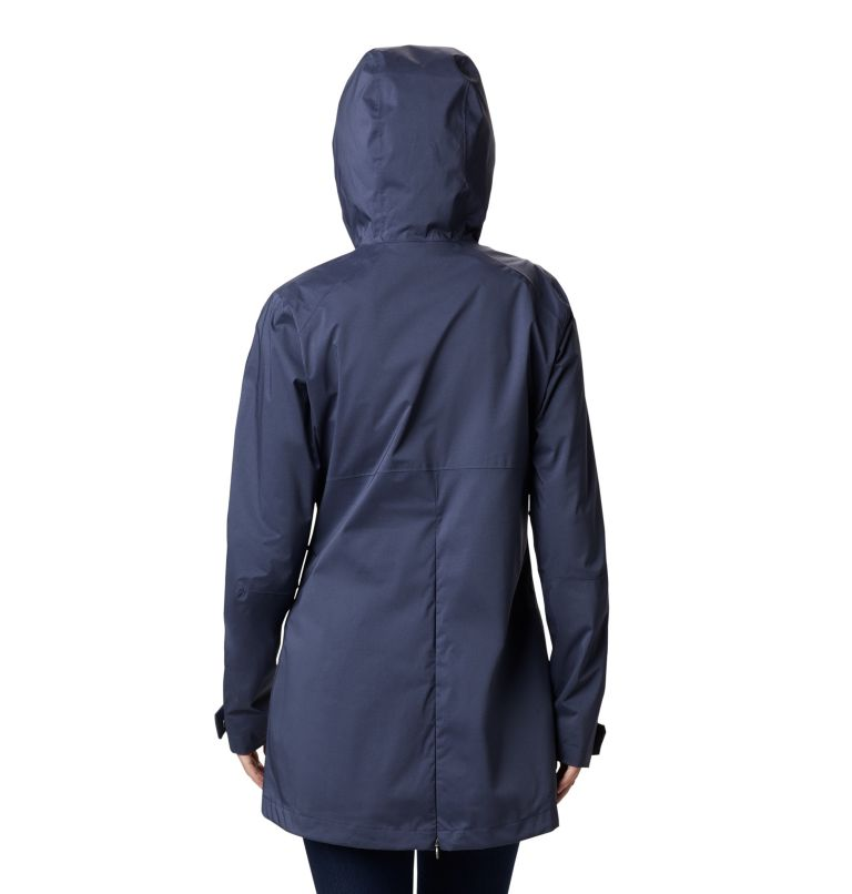 Rainy Creek™ Trench | 466 | S Trench Rainy Creek™ da donna, Nocturnal Heather, back