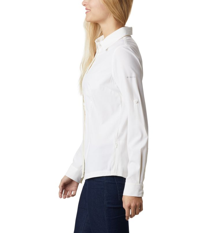 Saturday Trail™ langärmlige Bluse aus Stretchmaterial für Damen Saturday Trail™ langärmlige Bluse aus Stretchmaterial für Damen, a1