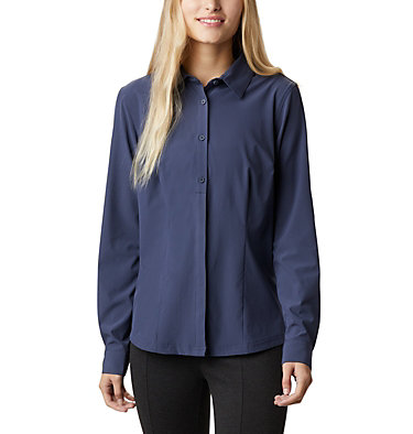 Chemise Stretch Saturday Trail™ Femme , front