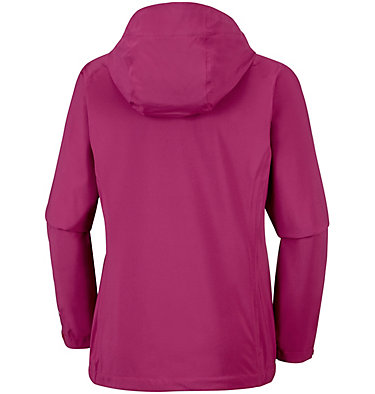 Women's Trek Light™ Stretch Jacket Trek Light™ Stretch Jacket | 591 | L, Wine Berry, back