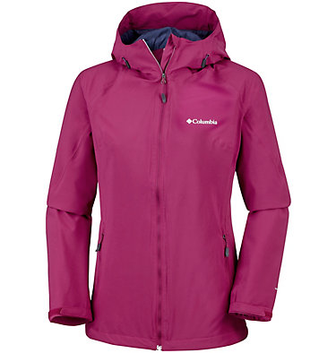 Women's Trek Light™ Stretch Jacket Trek Light™ Stretch Jacket | 591 | L, Wine Berry, front