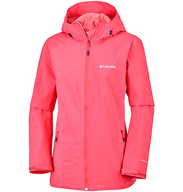 Women's Trek Light™ Stretch Jacket Trek Light™ Stretch Jacket | 591 | L, Red Coral, front
