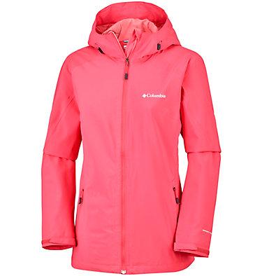 Chaqueta elástica Trek Light™ para mujer Trek Light™ Stretch Jacket | 591 | L, Red Coral, front