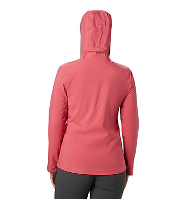 Chaqueta elástica Trek Light™ para mujer Trek Light™ Stretch Jacket | 591 | L, Rouge Pink, back