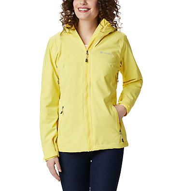Women's Trek Light™ Stretch Jacket Trek Light™ Stretch Jacket | 591 | L, Buttercup, front