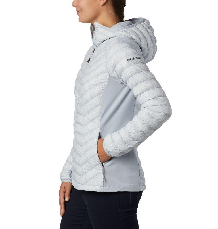 Women's Powder Lite™ Hybrid Hooded Jacket Women's Powder Lite™ Hybrid Hooded Jacket, a1
