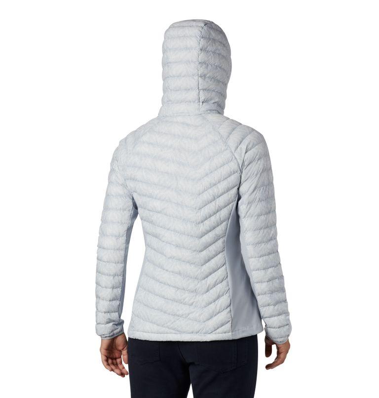 Women's Powder Lite™ Hybrid Hooded Jacket Women's Powder Lite™ Hybrid Hooded Jacket, back