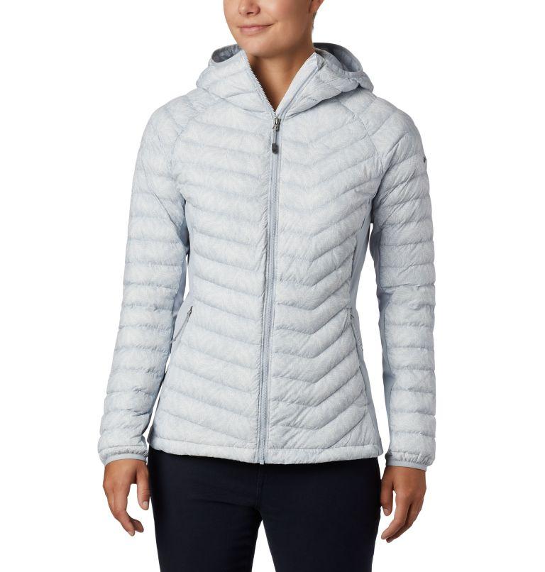Women's Powder Lite™ Hybrid Hooded Jacket Women's Powder Lite™ Hybrid Hooded Jacket, front