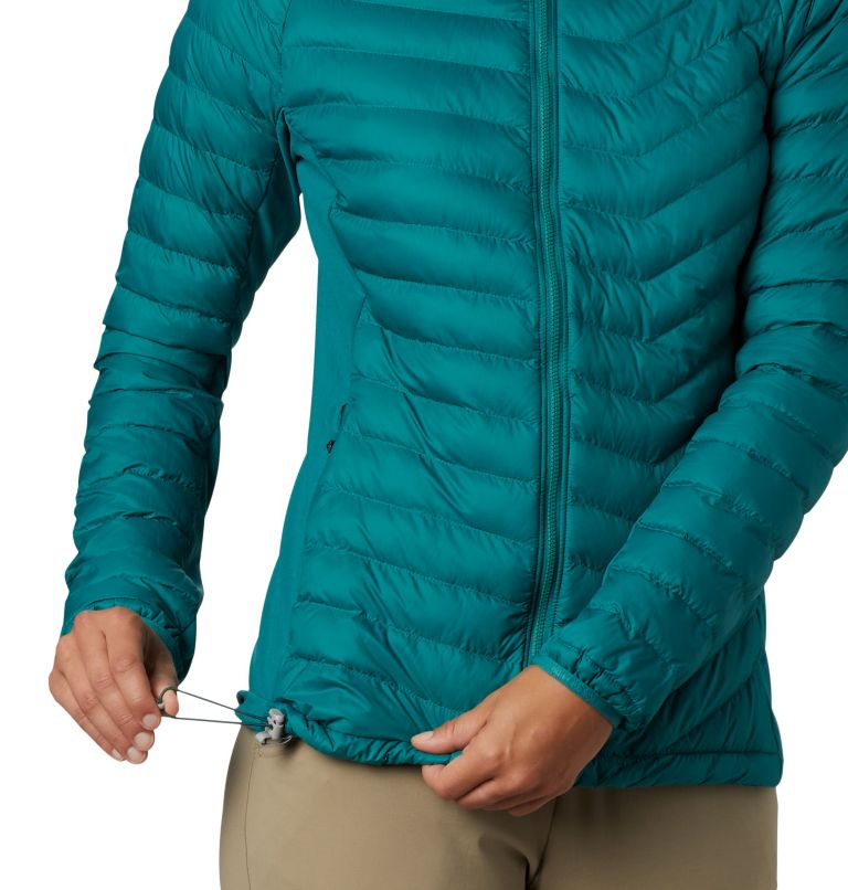 Women's Powder Lite™ Hybrid Hooded Jacket Women's Powder Lite™ Hybrid Hooded Jacket, a2