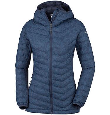 Women's Powder Lite™ Hybrid Hooded Jacket , front
