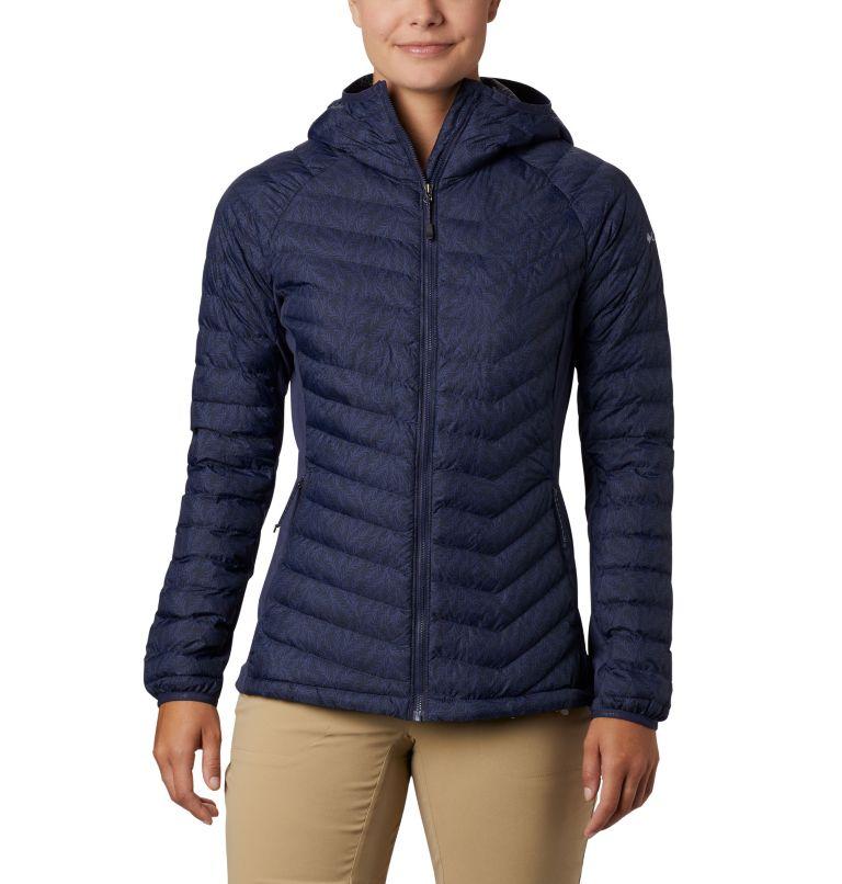 Women's Powder Pass™ Hybrid Hooded Jacket Women's Powder Pass™ Hybrid Hooded Jacket, front
