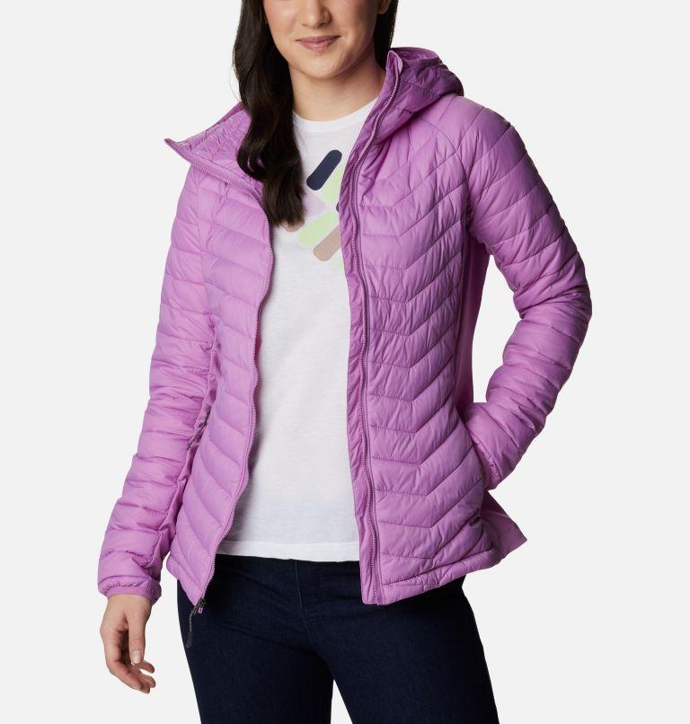 Women's Powder Pass™ Hybrid Hooded Jacket Women's Powder Pass™ Hybrid Hooded Jacket, a5