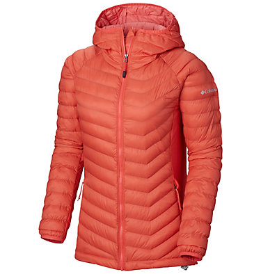 Women's Powder Lite™ Hybrid Hooded Jacket , front