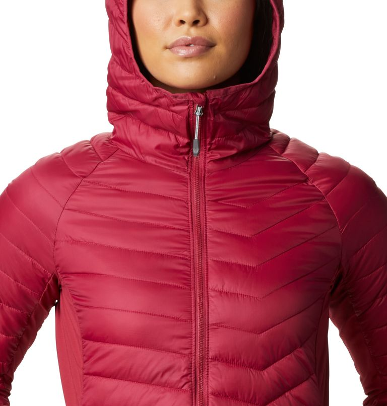 Chaqueta híbrida con capucha Powder Pass™ para mujer Chaqueta híbrida con capucha Powder Pass™ para mujer, a2