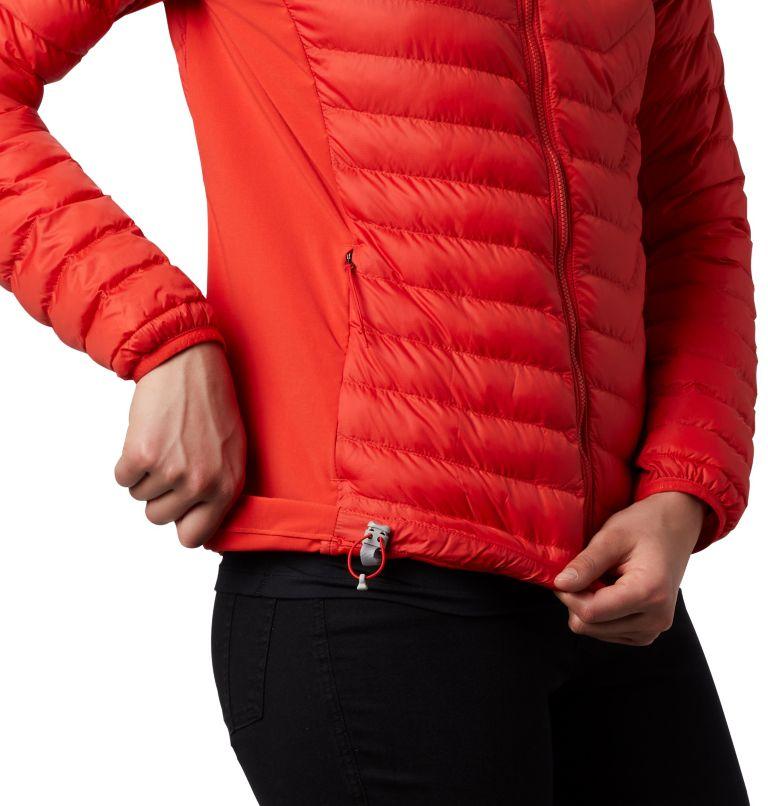 Women's Powder Pass™ Hybrid Hooded Jacket Women's Powder Pass™ Hybrid Hooded Jacket, a3
