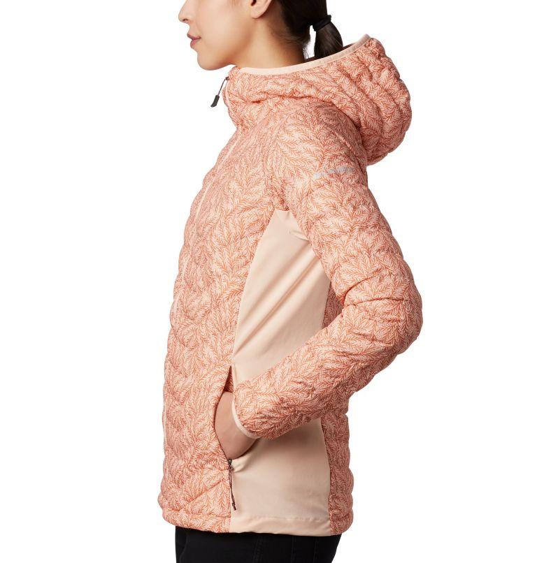 Chaqueta híbrida con capucha Powder Pass™ para mujer Chaqueta híbrida con capucha Powder Pass™ para mujer, a1