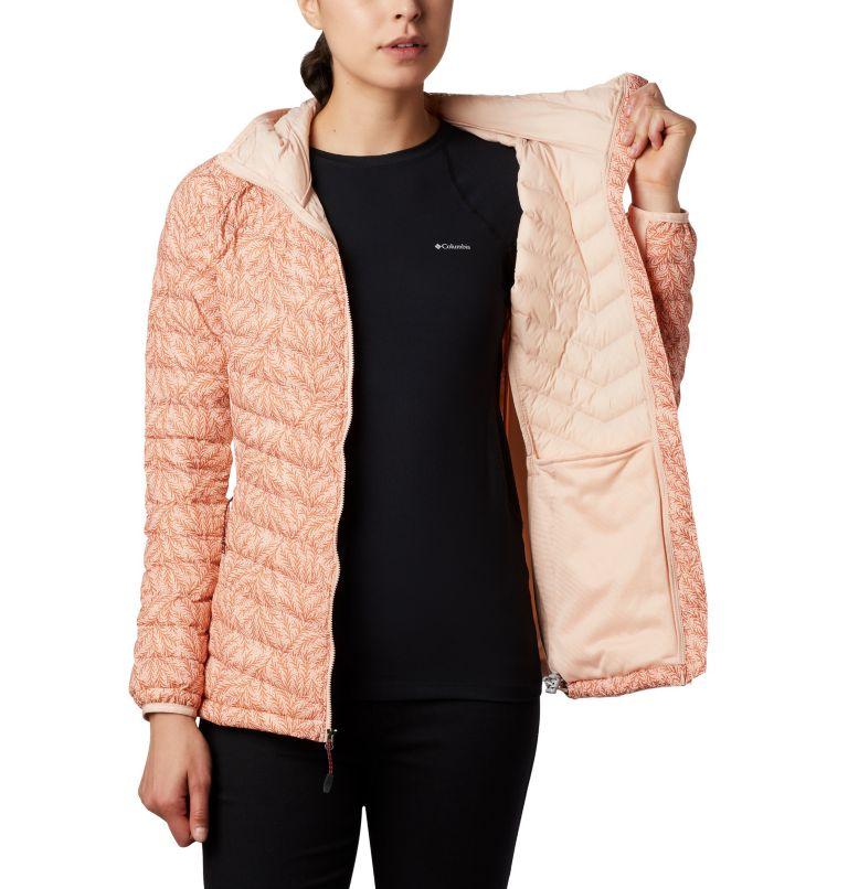 Women's Powder Lite™ Hybrid Hooded Jacket Women's Powder Lite™ Hybrid Hooded Jacket, a2