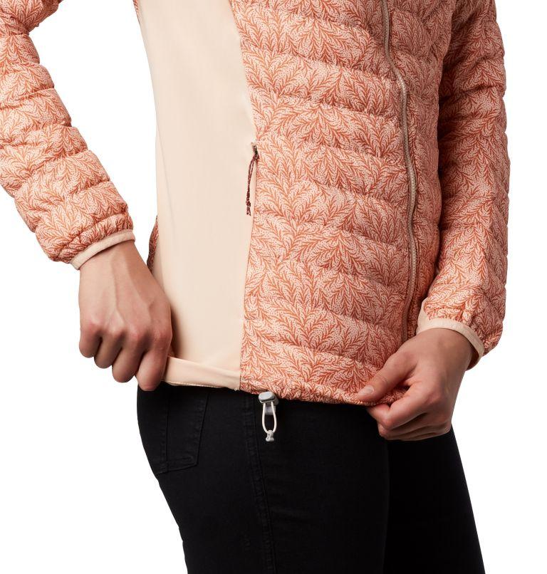 Women's Powder Lite™ Hybrid Hooded Jacket Women's Powder Lite™ Hybrid Hooded Jacket, a3