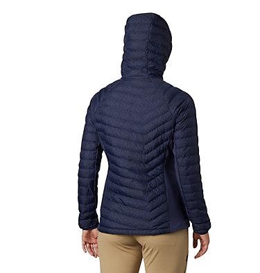 Women's Powder Pass™ Hooded Jacket Powder Pass™ Hooded Jacket | 469 | XS, Nocturnal Ferny Ferns Print, back