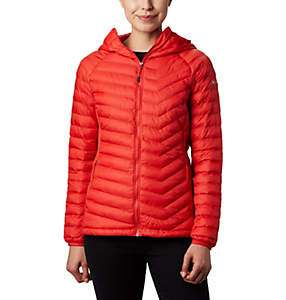 Manteau à capuchon Powder Pass™ pour femme