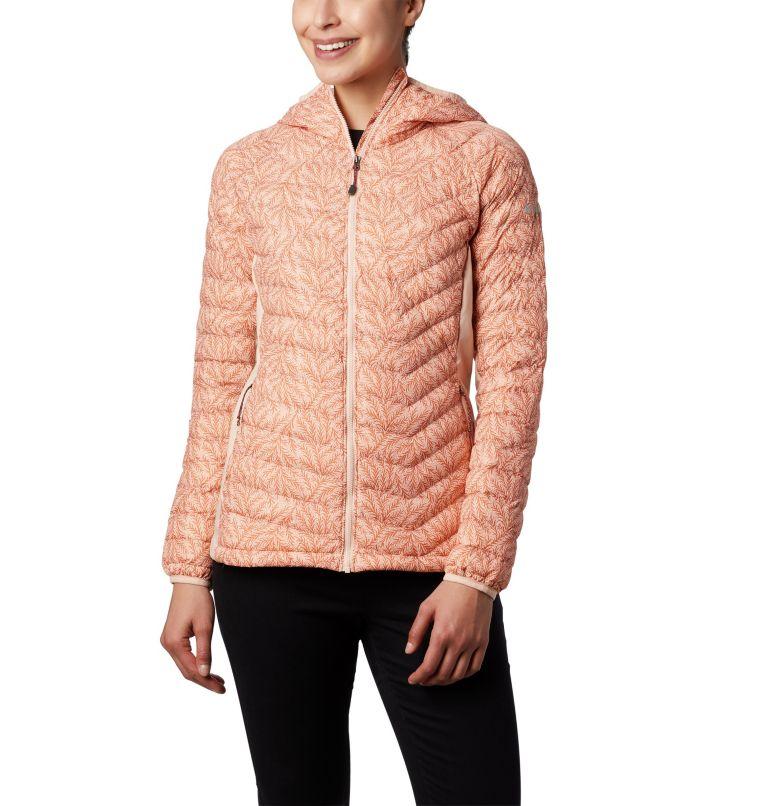 Women's Powder Pass™ Hooded Jacket Women's Powder Pass™ Hooded Jacket, front