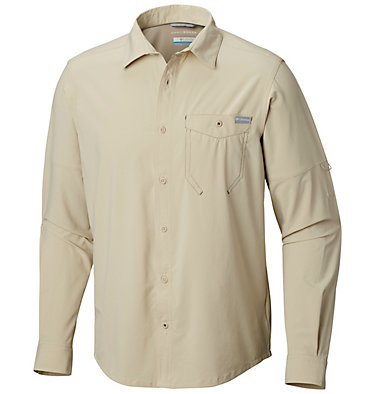 Men's Triple Canyon™ Solid Long Sleeve Shirt , front