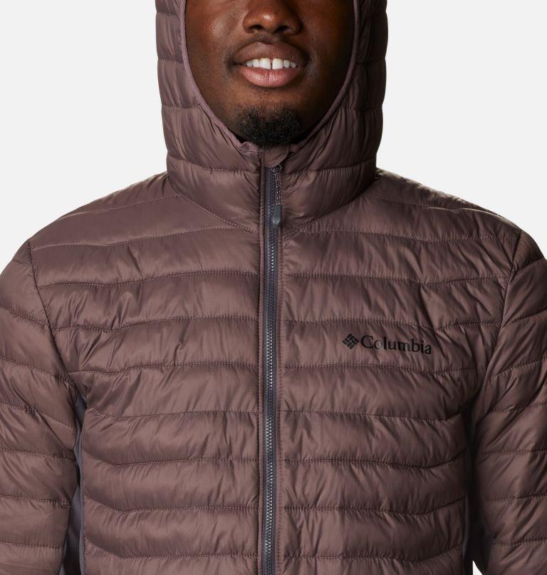 Men's Powder Pass™ Hybrid Down Jacket Men's Powder Pass™ Hybrid Down Jacket, a2