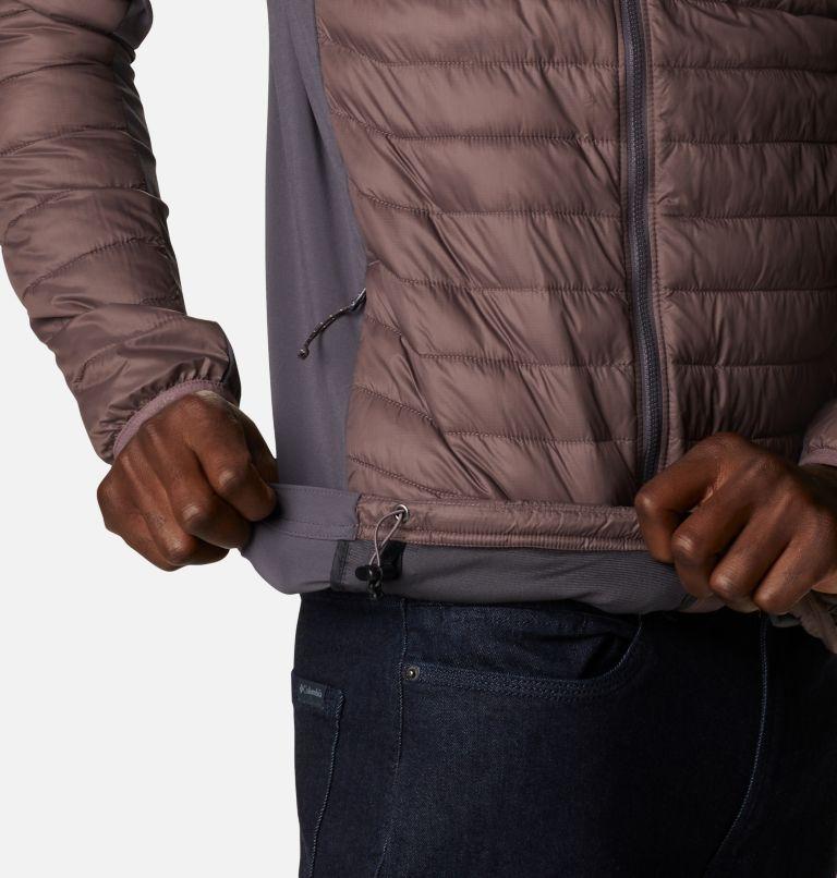 Men's Powder Pass™ Hybrid Down Jacket Men's Powder Pass™ Hybrid Down Jacket, a4