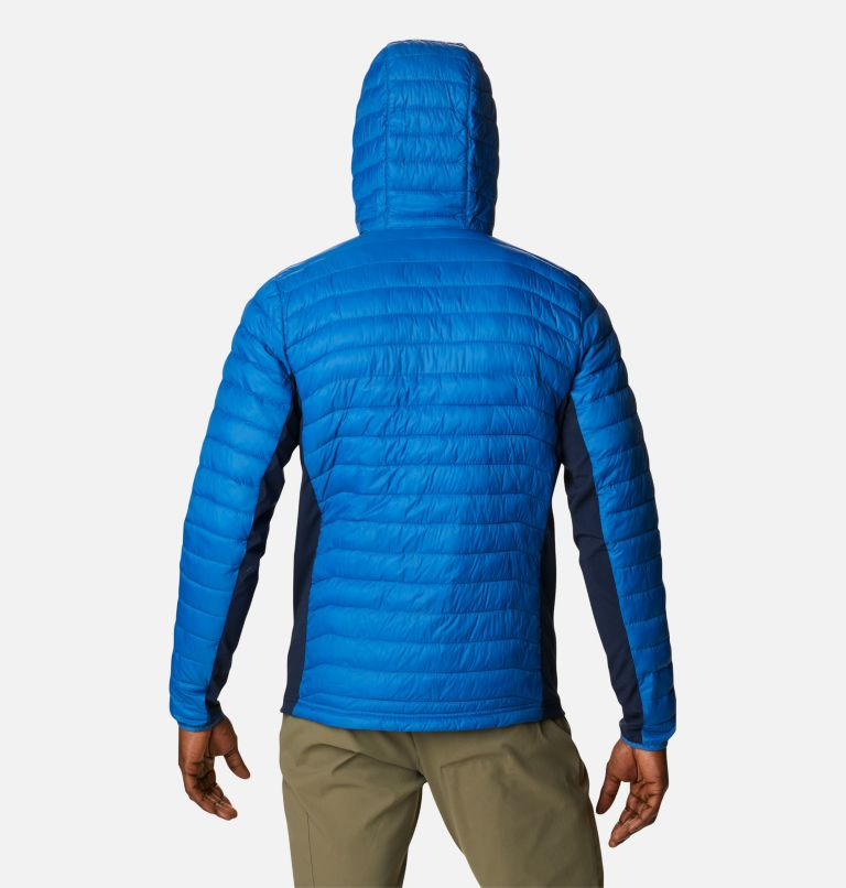 Men's Powder Pass™ Hybrid Down Jacket Men's Powder Pass™ Hybrid Down Jacket, back