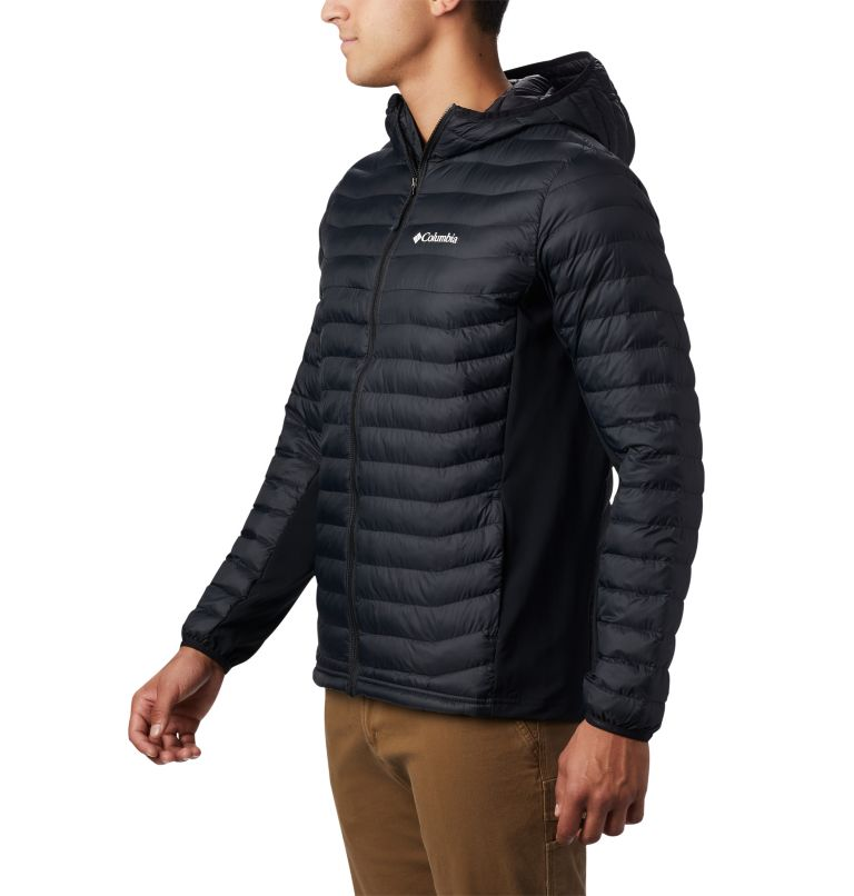 Men's Powder Pass™ Hooded Insulated Jacket - Big Men's Powder Pass™ Hooded Insulated Jacket - Big, a1