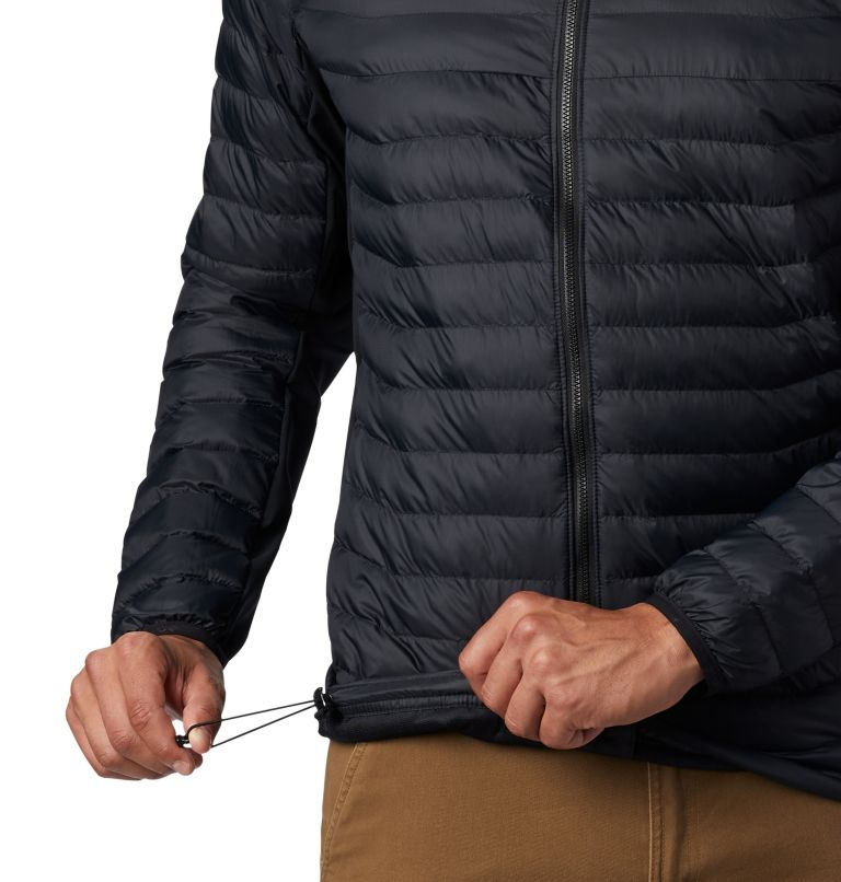 Men's Powder Pass™ Hooded Insulated Jacket - Big Men's Powder Pass™ Hooded Insulated Jacket - Big, a2