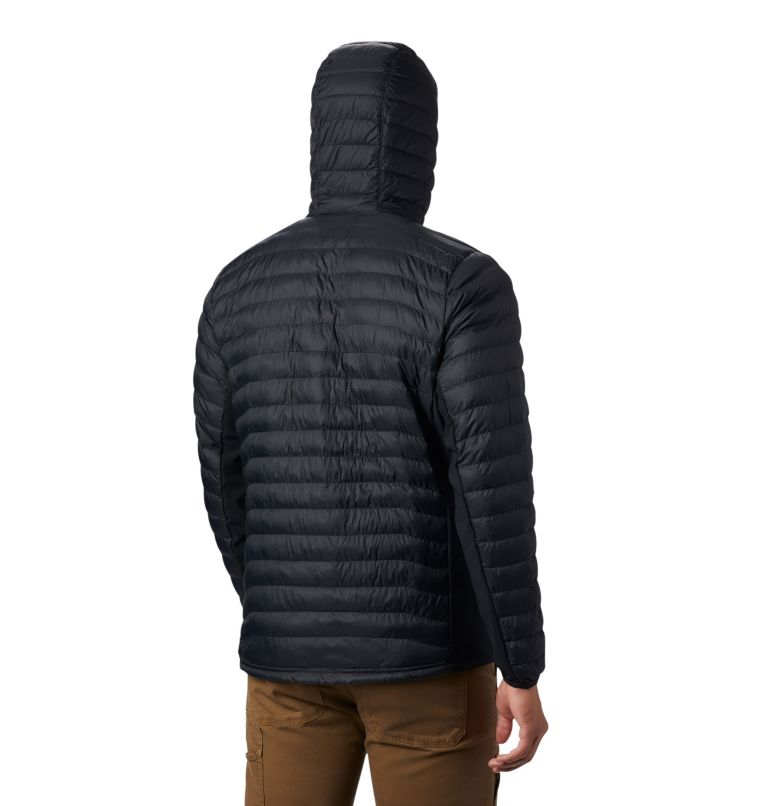 Men's Powder Pass™ Hooded Insulated Jacket - Big Men's Powder Pass™ Hooded Insulated Jacket - Big, back