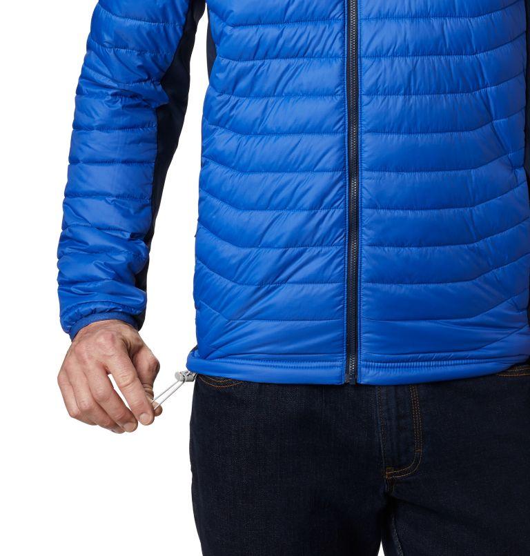 Veste à Capuche Hybride Powder Lite™ Homme - Grandes tailles Veste à Capuche Hybride Powder Lite™ Homme - Grandes tailles, a2