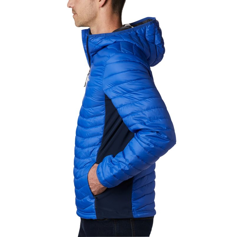 Men's Powder Pass™ Hooded Insulated Jacket—Tall Men's Powder Pass™ Hooded Insulated Jacket—Tall, a1