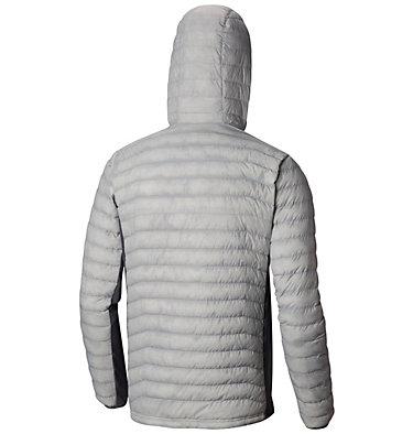 Veste à capuchon Powder Pass™ pour homme Powder Pass™ Hooded Jacket | 441 | XXL, Cool Grey Heather, Graphite, back