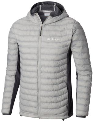 Columbia Men's Powder Pass Hooded Jacket