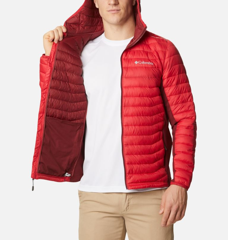Men's Powder Pass™ Hooded Jacket Men's Powder Pass™ Hooded Jacket, a3