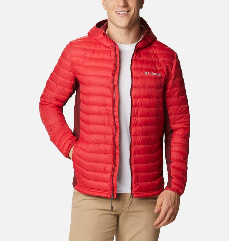 Men's Powder Pass™ Hooded Jacket Men's Powder Pass™ Hooded Jacket, front