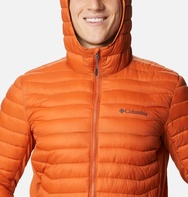 Men's Powder Pass™ Hooded Jacket Men's Powder Pass™ Hooded Jacket, a2