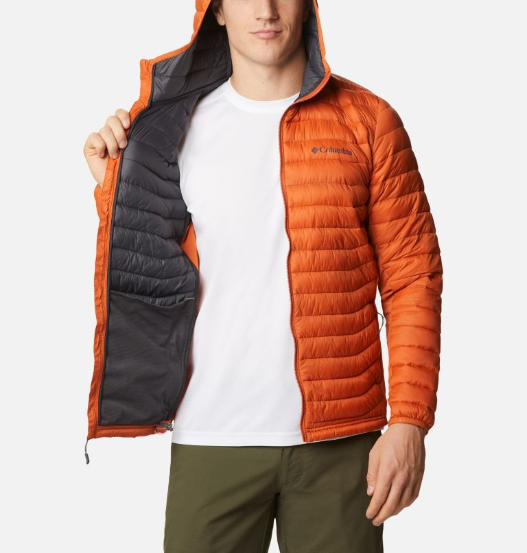 Men's Powder Pass™ Hooded Jacket Men's Powder Pass™ Hooded Jacket, a3