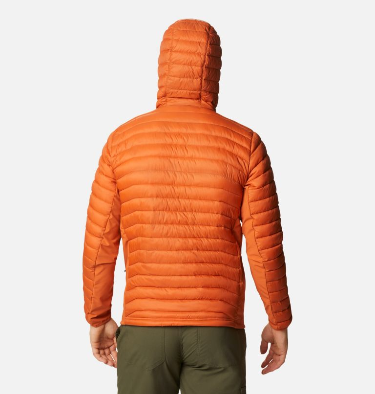 Men's Powder Pass™ Hooded Jacket Men's Powder Pass™ Hooded Jacket, back