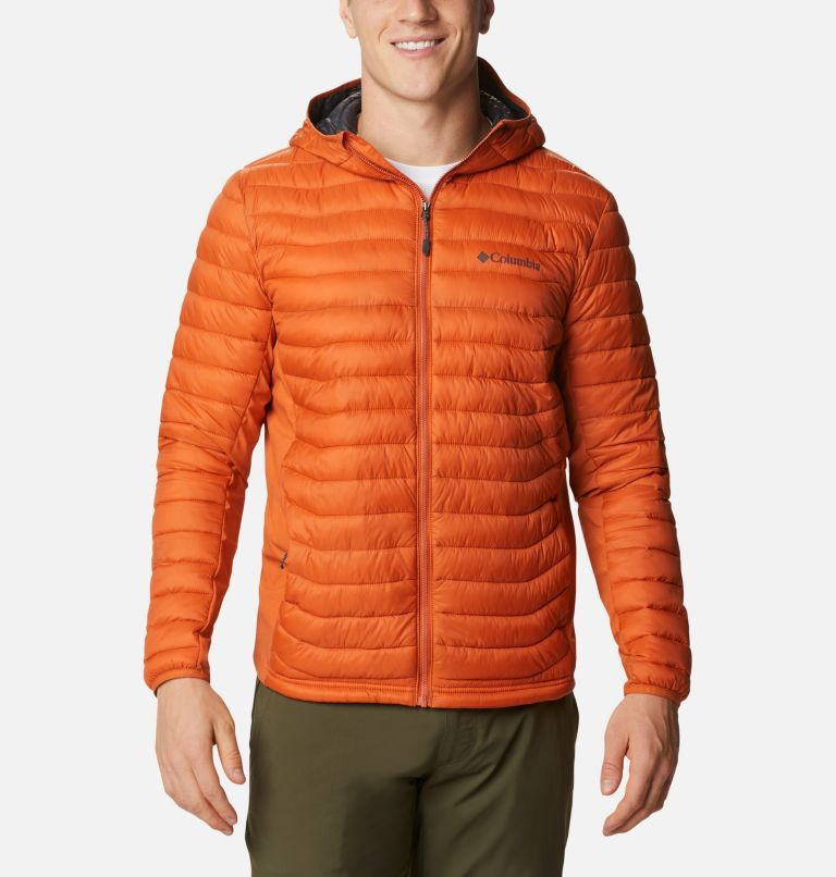 Men's Powder Pass™ Hooded Jacket Men's Powder Pass™ Hooded Jacket, front