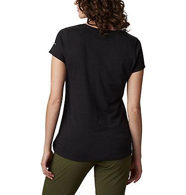 Women's Solar Shield™ Short Sleeve Shirt Solar Shield™ Short Sleeve Shirt | 100 | L, Black, back