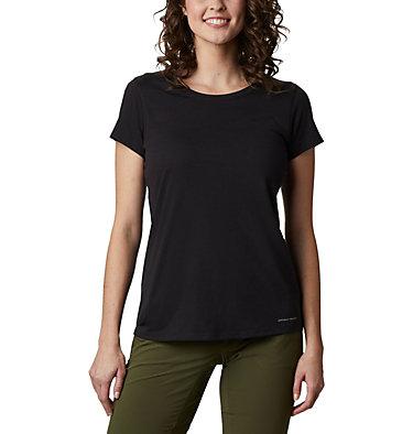 Women's Solar Shield™ Short Sleeve Shirt Solar Shield™ Short Sleeve Shirt | 100 | L, Black, front