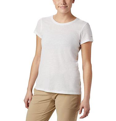 Women's Solar Shield™ Short Sleeve Shirt Solar Shield™ Short Sleeve Shirt | 100 | L, White, front