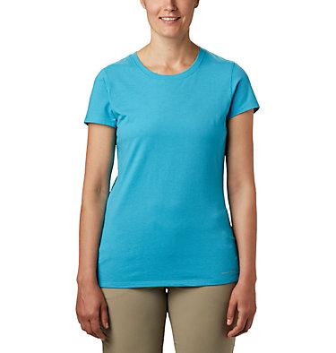 Women's Solar Shield™ Short Sleeve Shirt Solar Shield™ Short Sleeve Shirt | 450 | XL, Clear Water, front
